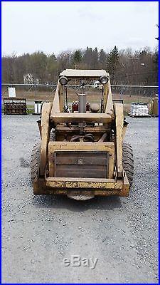 New Holland Skid Steer Loader L775