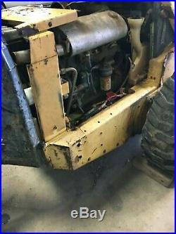 New Holland Skid Steer Loader Ls190 Lx985