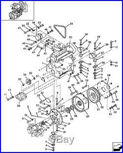 New Holland Skid Steer Oem Motor Support Assy. Right 86504727