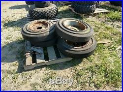 New Holland Skid Steer Tires