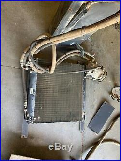 New Holland Skid steer heater, AC, side windows, kit LS190. B LS180. B and others