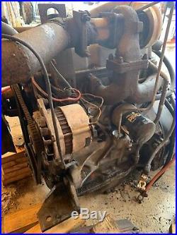 New Holland U. K. Limited 332T/JF Engine WNHXL03.2A1J 3.2L Skid Steer Motor Lx885