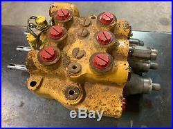 New Holland hydraulic valve LX565 LX665 LS160 LS170 LS180 LS190 6675 7775 Deere