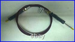 New Holland skid steer FOOT Throttle cable, fits L170, C175, L175, LS160, LS170