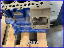 New NOS N843 Shibaura Bare Block Fits New Holland LS140 LS150 skid steer Tractor