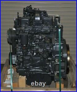 New Nef 3 Cylinder Engine Case New Holland Skidsteer Iveco CNH F4CE0354 334T/M2
