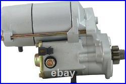 New Starter FOR NEW HOLLAND Skid Steer LS140 LS150 LS160 LS170 18139
