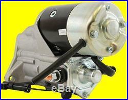 New Starter L180 L185 L190 New Holland Skid Steer 87040161 87040161r 428000-3140