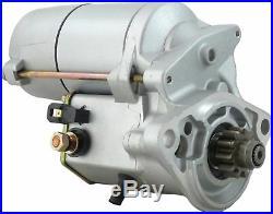 New Starter Motor Fits New Holland Skid Steer Loader L140 L150 Sab18508-6530