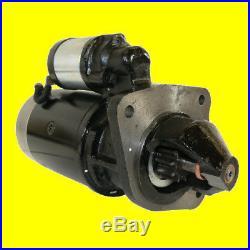 New Starter New Holland Skid Steer Loader Ls190 Lx985 98-99 Diesel 11.130.659