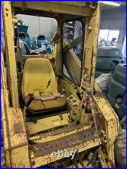 New holland l455 Skid Steer Project Non Running
