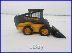 New holland ls180 skidloader skidsteer