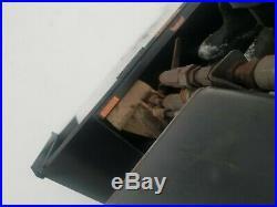 New holland ls180 skidloader skidsteer