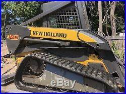 New holland skid steer