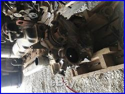 New holland skidsteer engine ford 332t