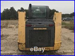 NewHolland C227 Skid Steer Loader. 1400 Hours. High Flow. Track Machine. With Air