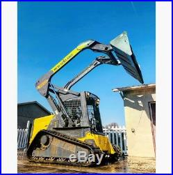 Newhollland C185 Compact Track Skid Steer Loader Watch Video We Ship