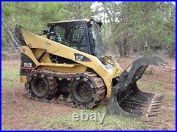 Over the Tire Steel Skid Steer Tracks for NEW HOLLAND LS170