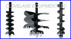 PREMIER H019 HYDRAULIC AUGER DRIVE ATTACHMENT for fits Bobcat Skid Steer Loader