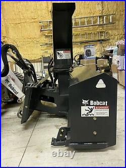 SB200 Bobcat Snowblower 72 Skid Steer High Flow M7003 Snow Thrower Snow Plow