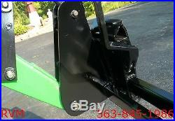 SKID STEER QUICK ATTACH ADAPTER ASSEMBLY Gehl MOUNTING PLATE
