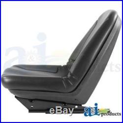 Seat 87019259 for NEW HOLLAND Skid Steer Loader LX665 LX865 LS170 LS180 L160 +