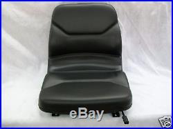 Seat For Bobcat, Ford, New Holland, Case, John Deere, Gehl Skid Steer Loaders #od