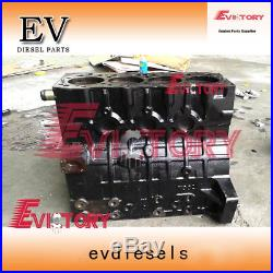 Shibarura 2.2L N844 N844L cylinder block for New Holland SKID STEER loader