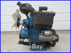 Shibaura E643 Diesel Engine 3 Cylinder Skidsteer New Holland
