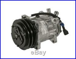 Skid Steer A/C Compressor for New Holland C185 C190 LS180