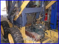 Skid Steer New Holland LX485 project