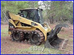Skid Steer Over the Tire Tracks for NEW HOLLAND LX665