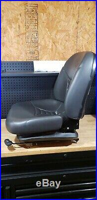 Skid Steer Suspension Seat