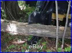 Skid Steer Tree Shear Attachment fits Bobcat New Holland CAT Gehl Kubota Deere