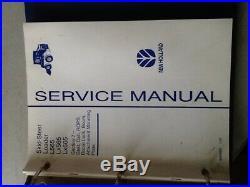 Skid steer loaders L 565, LX 565, LX 665 Service manual
