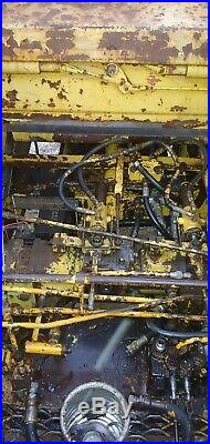 Skid steer new holland L35