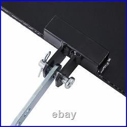 Skidsteer 3 Point Attachment Adapter Skid Steer Trailer Hitch Front Loader Case