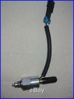 Solenoid for New Holland L190 Skid Steer BOOM Lockout Solenoid Part # 84128132