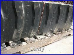 Solideal OTT Rubber Skid Steer Tracks 10x16.5 Bobcat Deere Cat New Holland Case