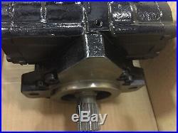 Tandem hydro pump New Holland 84322471 L230 L225 SR250 SV300 Case skid steer NEW