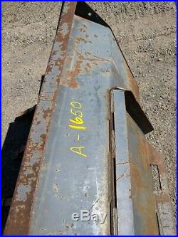 Used 72 loader tractor/backhoe/ skid steer bucket