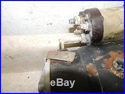 Wisconsin VG4D Starter 10455352, 6F23, Baler, Skidsteer, WOW